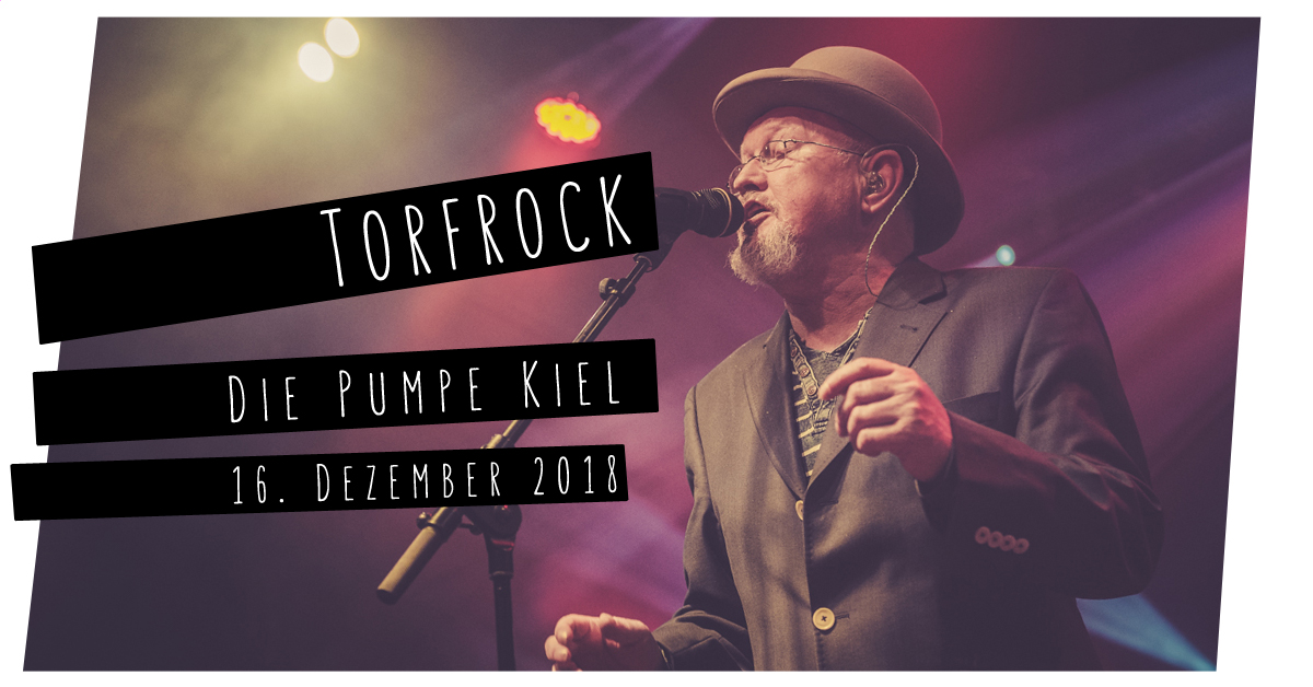 Torfrock in der Pumpe in Kiel