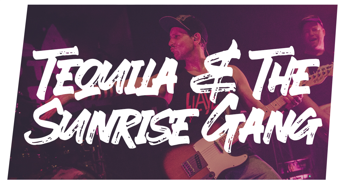 Read more about the article Tequila & The Sunrise Gang live in Kiel