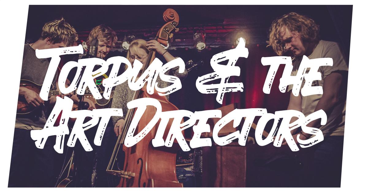 Torpus & The Art Directors live in Kiel