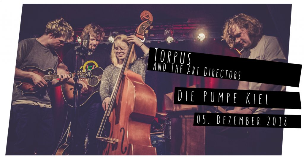 Torpus & The Art Directors live in Kiel