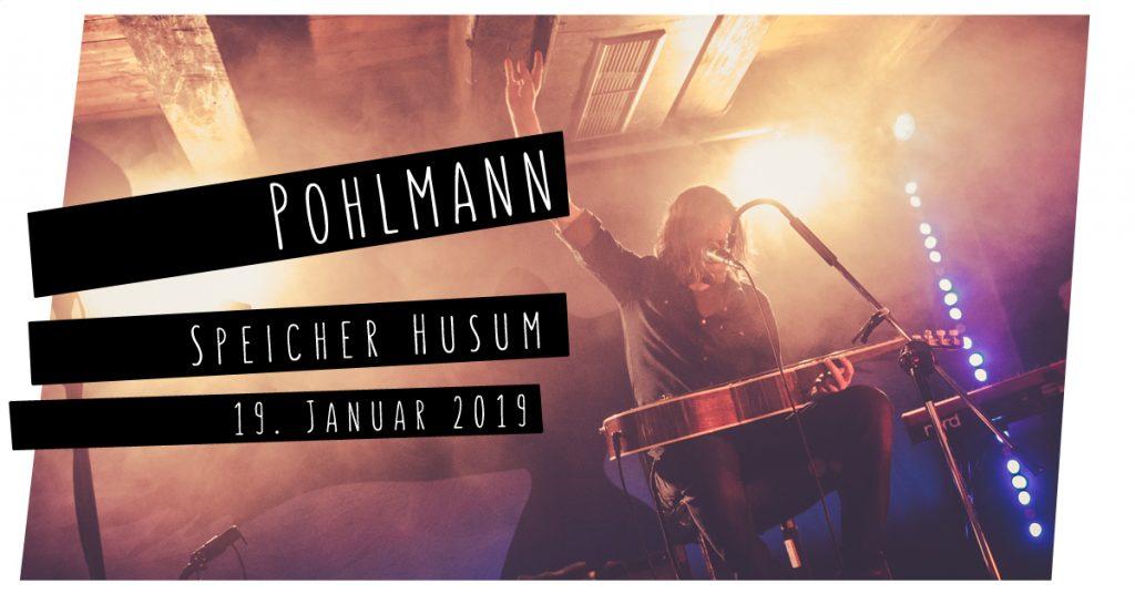 Pohlmann live in Husum