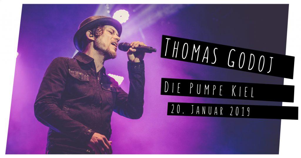 Thomas Godoj live in Kiel