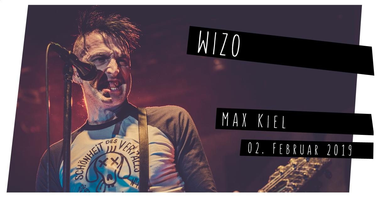 WIZO im MAX Nachttheater in Kiel