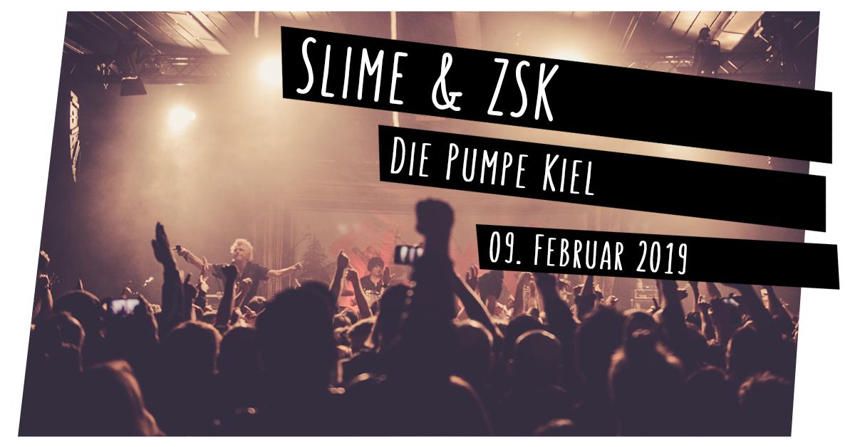 Slime und ZSK in der Pumpe in Kiel