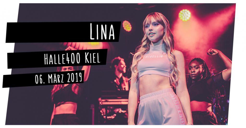 Lina live in Kiel