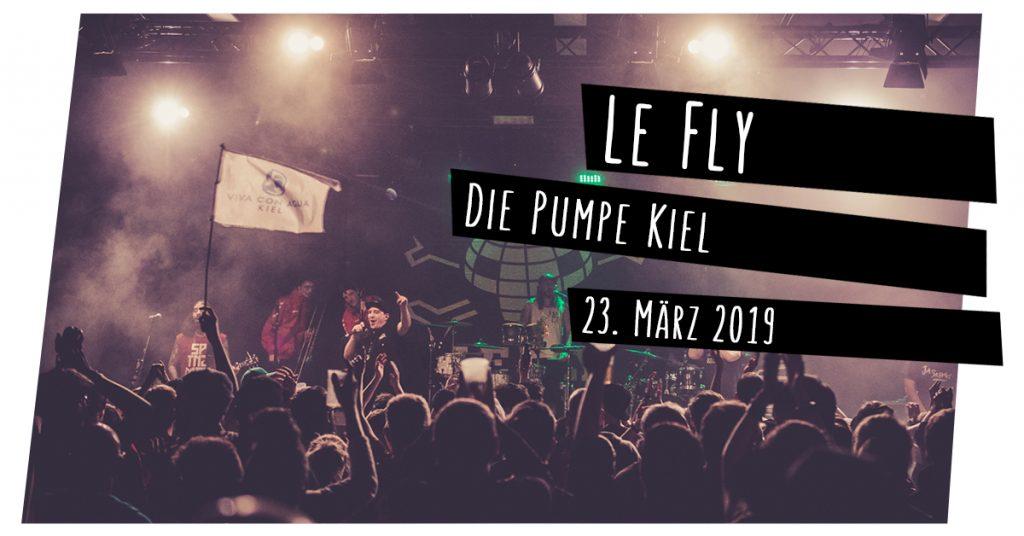 Le Fly live in Kiel