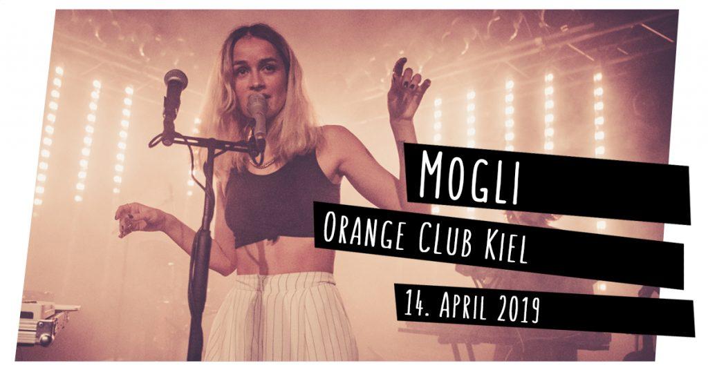 Mogli live in Kiel