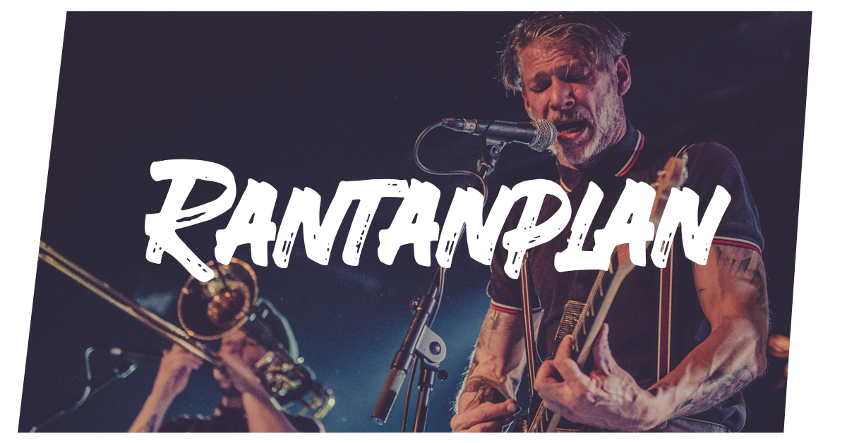 Read more about the article Rantanplan live in Hamburg