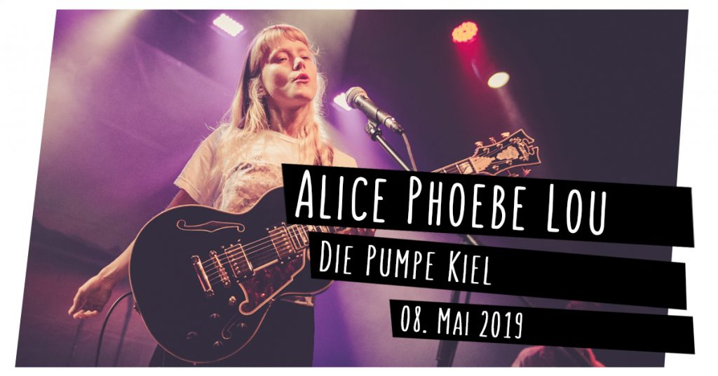 Alice Phoebe Lou live in Kiel