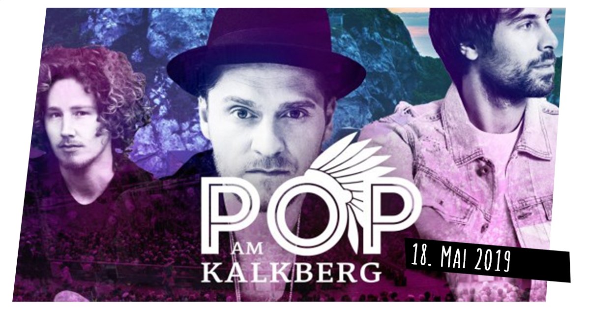 Konzertfotografie: Pop am Kalkberg