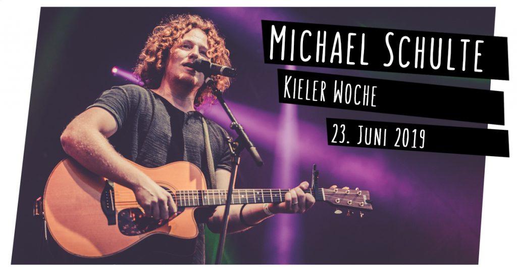 Michael Schulte live in Kiel