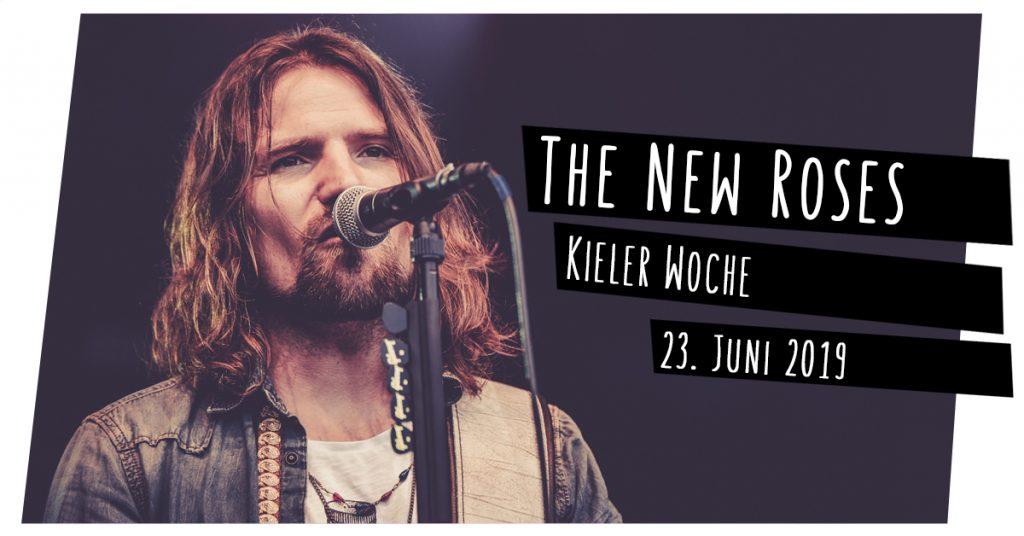 The New Roses live in Kiel