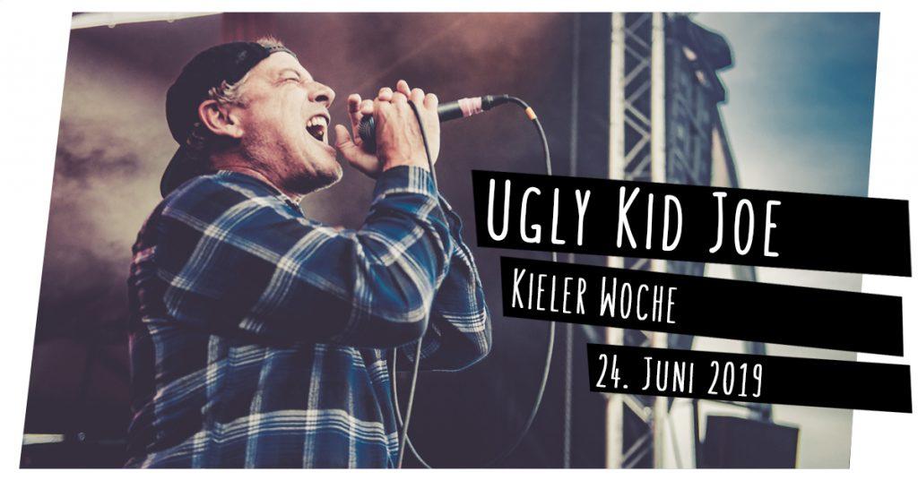 Ugly Kid Joe live in Kiel