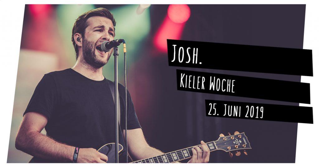 Josh. live in Kiel