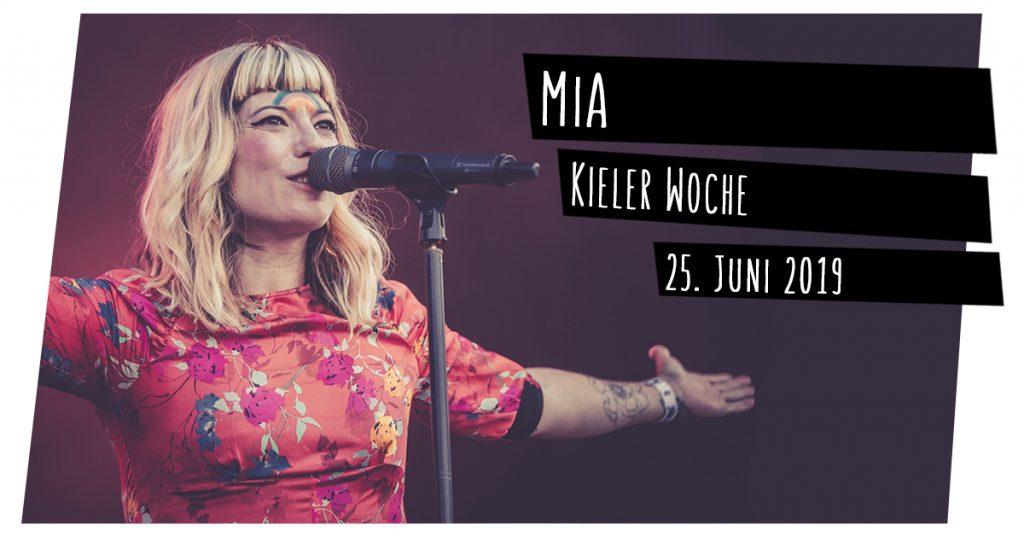 MiA live in Kiel