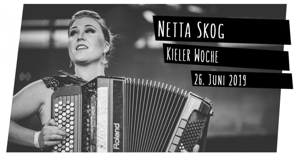Netta Skog live in Kiel