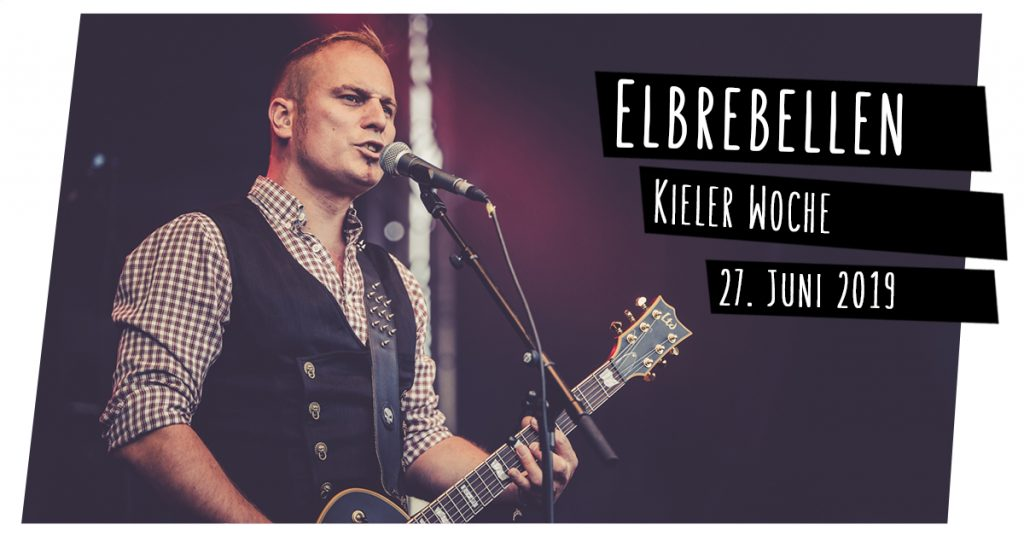 Elbrebellen live in Kiel