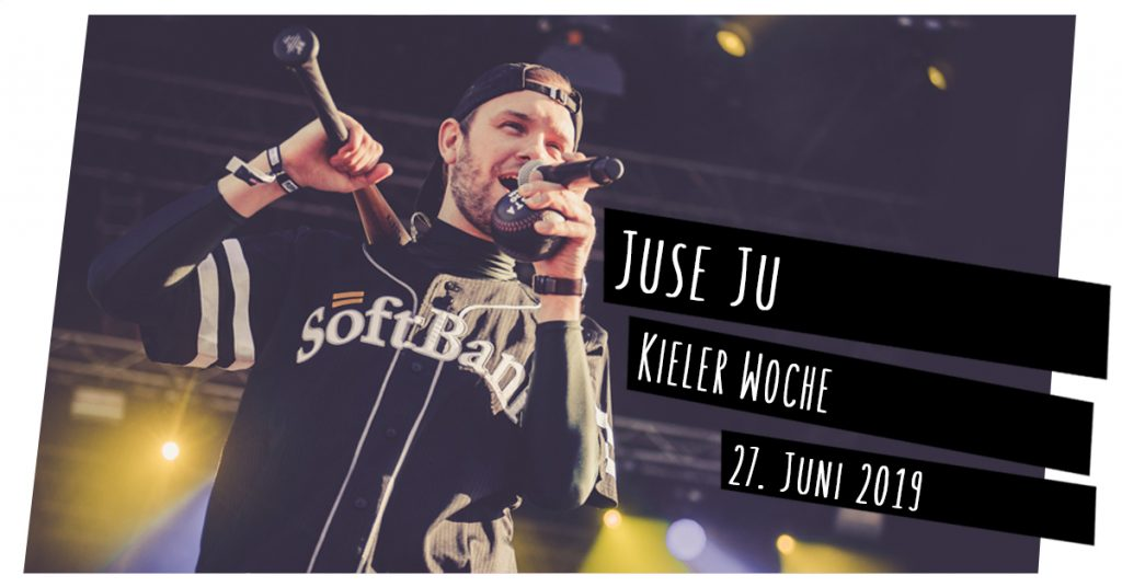 Juse Ju live in Kiel