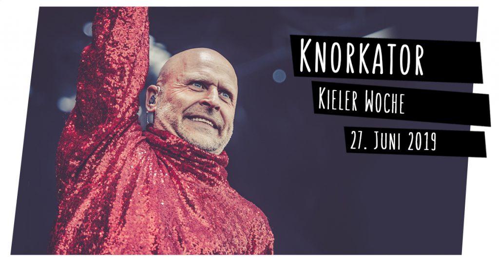 Knorkator live in Kiel