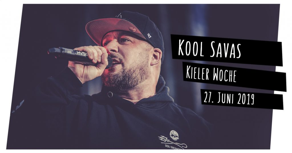 Kool Savas live in Kiel