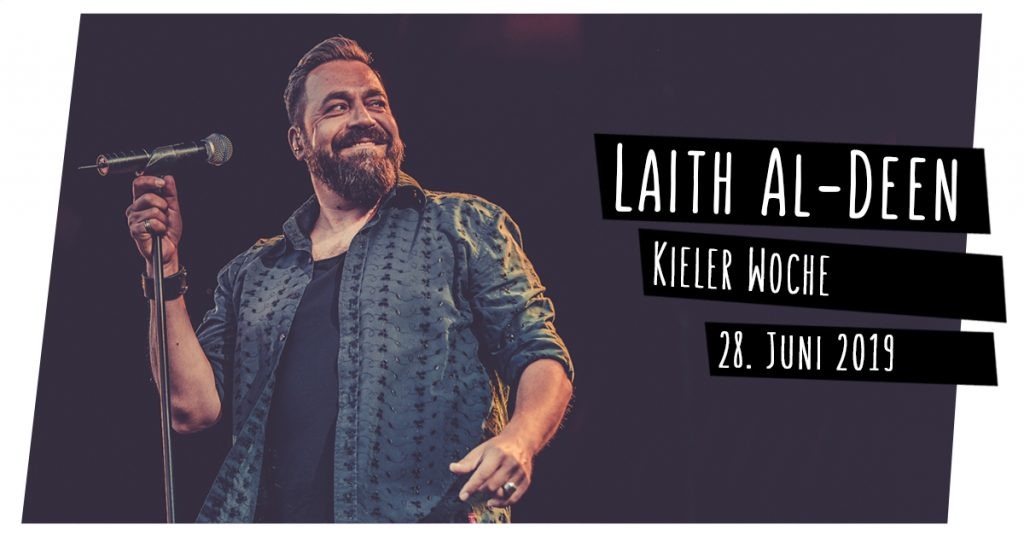 Laith Al-Deen live in Kiel