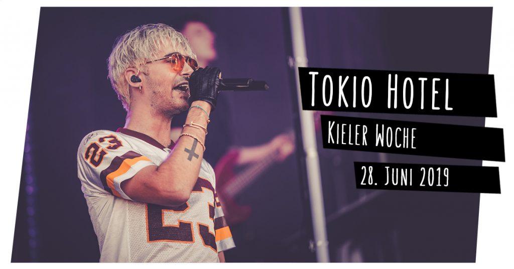 Tokio Hotel live in Kiel