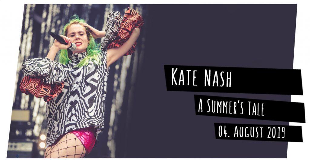 Kate Nash auf dem Summer's Tale