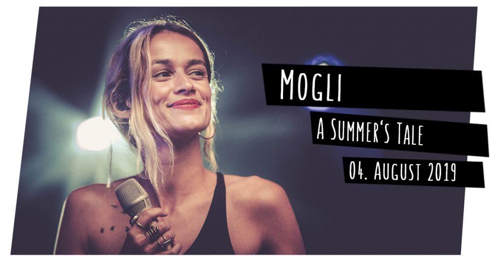 Mogli auf dem Summer's Tale
