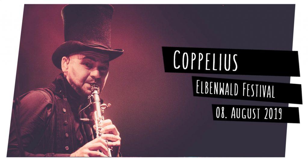 Coppelius auf dem Elbenwald Festival