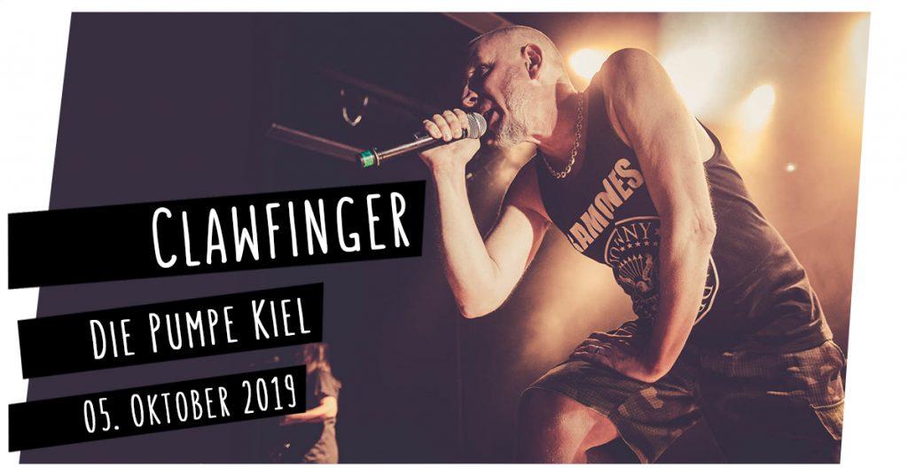 Clawfinger live in Kiel