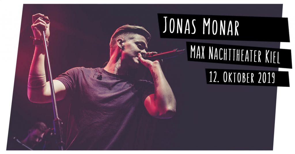 Jonas Monar live in Kiel