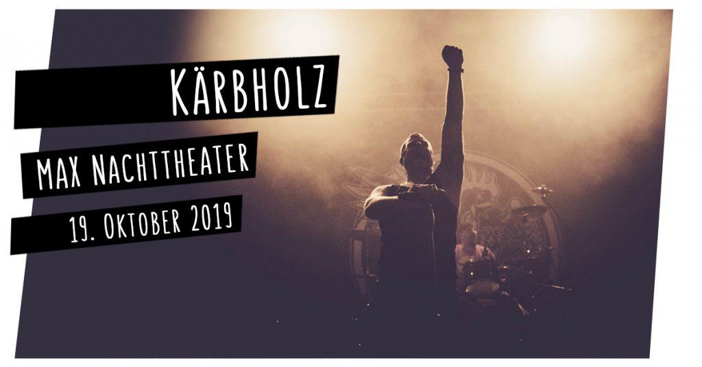 Kärbholz live in Kiel
