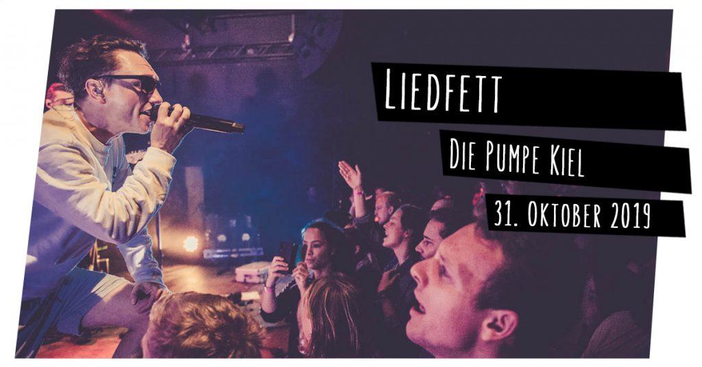 Liedfett live in Kiel