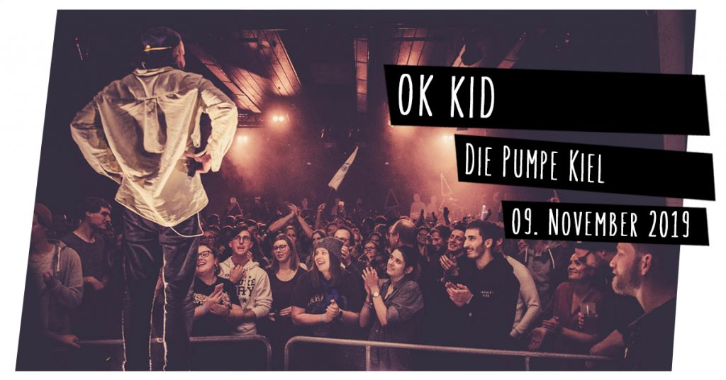 OK KID live in Kiel