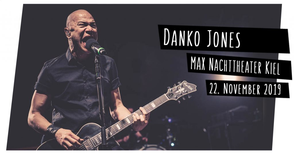 Danko Jones live in Kiel
