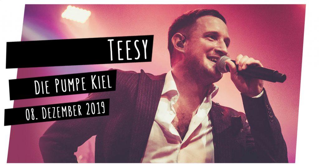 Teesy live in Kiel