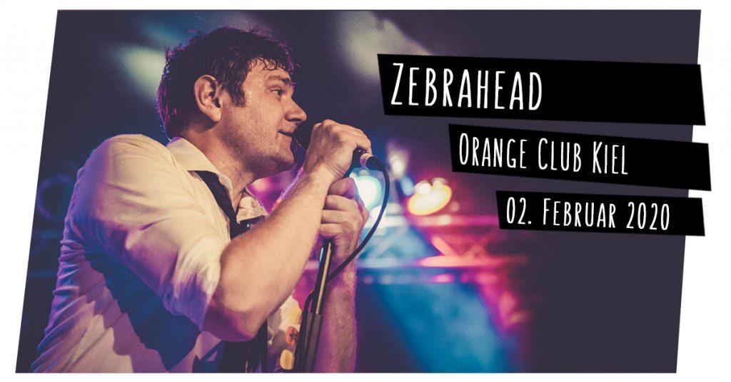 Zebrahead live in Kiel