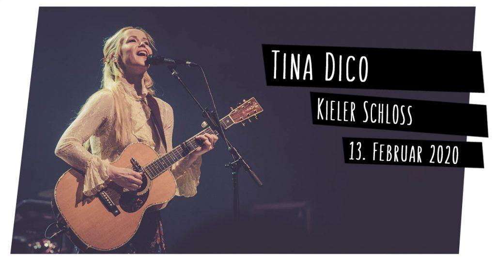 Tina Dico live in Kiel