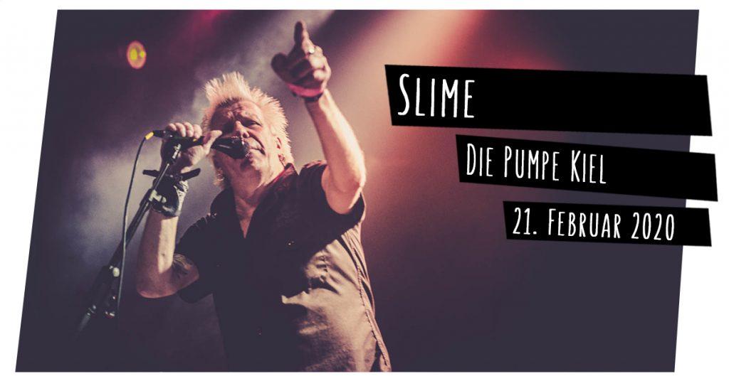 Slime live in Kiel