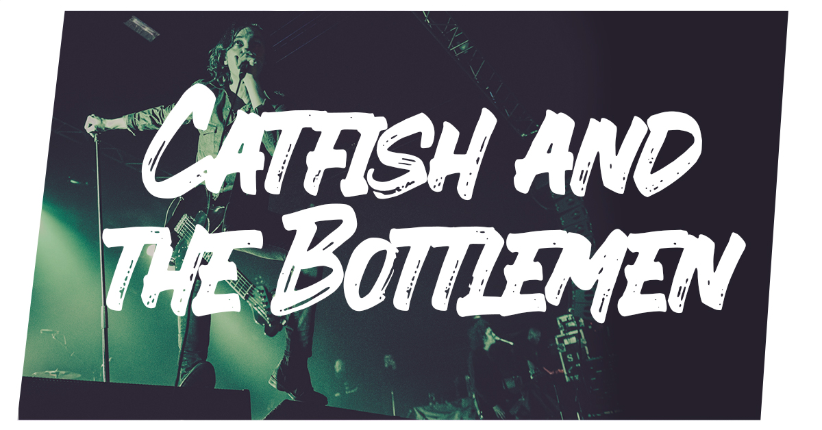 Konzertfotos Catfish and the Bottlemen live in Hamburg