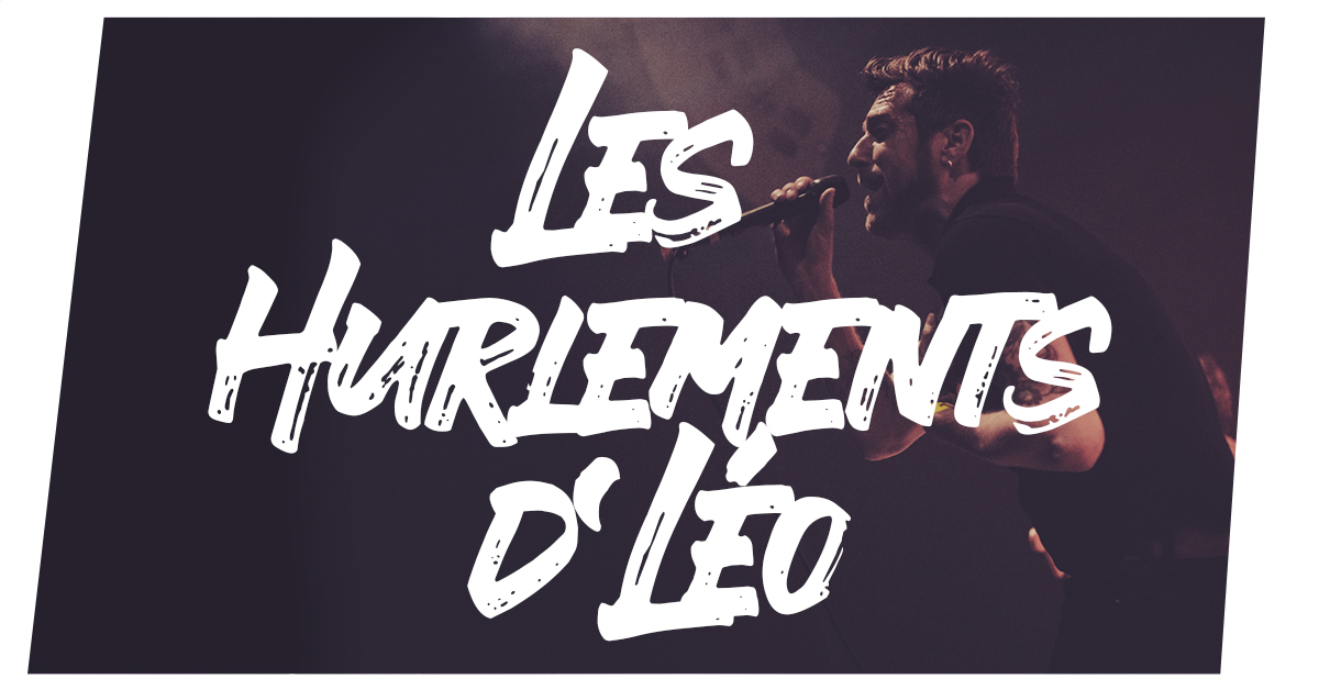 Konzertfotos Les Hurlements d'Léo live in Kiel