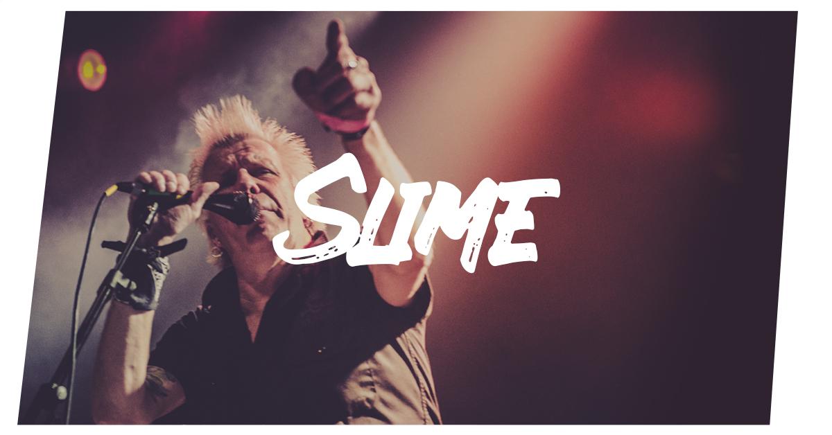 Konzertfotos Slime live in Kiel