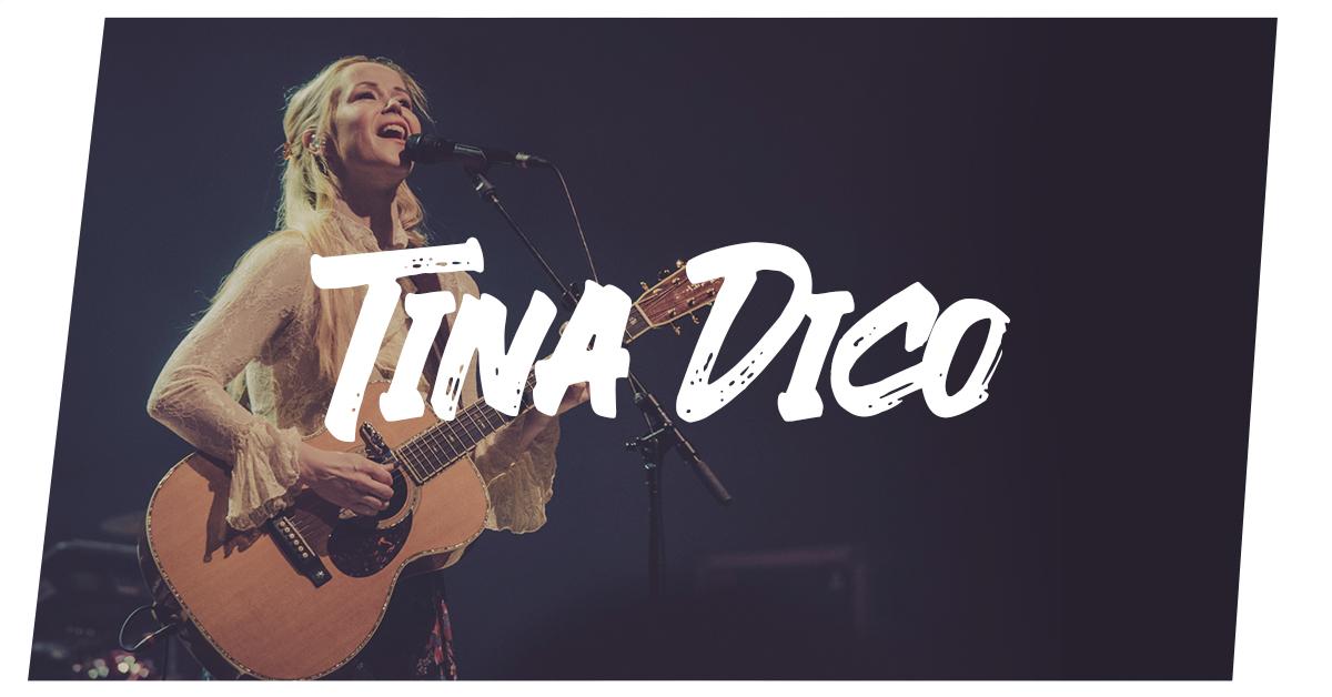 Konzertfotos Tina Dico live in Kiel