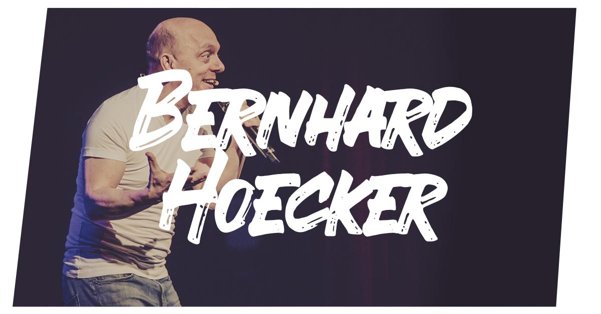 Konzertfotos Bernhard Hoecker live in Kiel