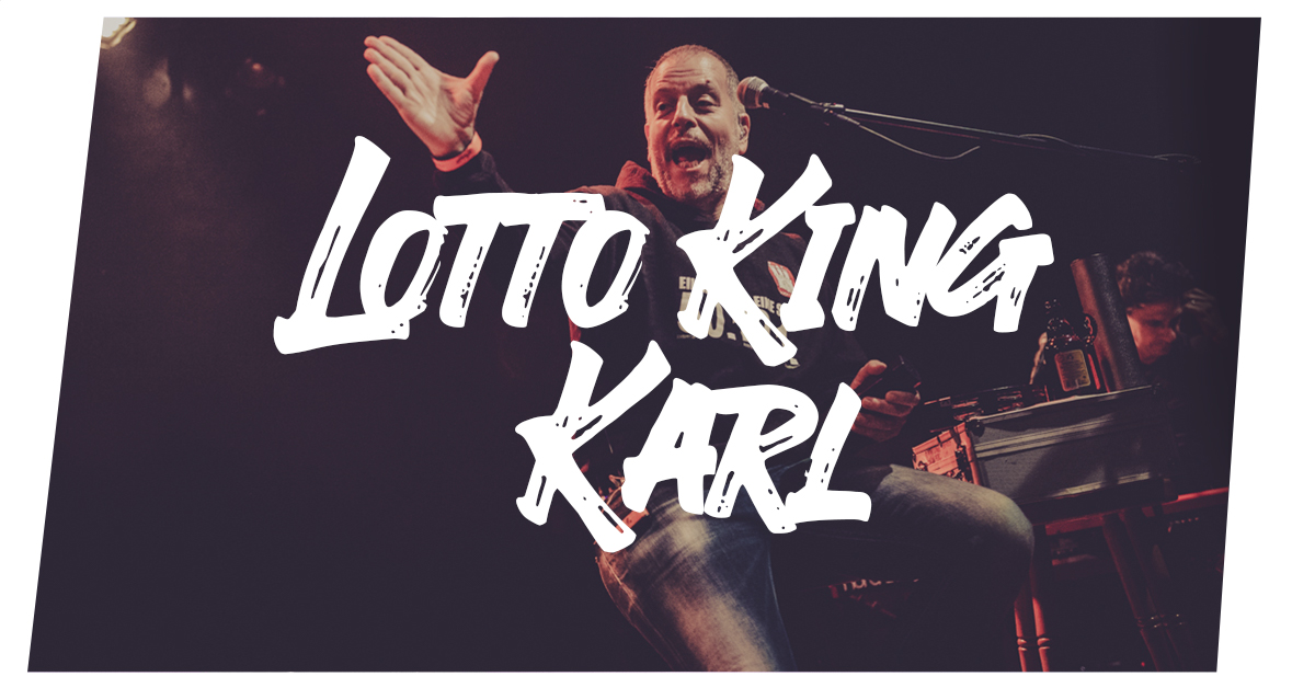Konzertfotos Lotto King Karl live in Kiel
