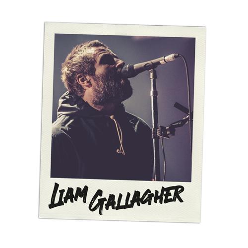 Konzertfoto Liam Gallagher live in Hamburg - Fabian Lippke Konzertfotograf Kiel