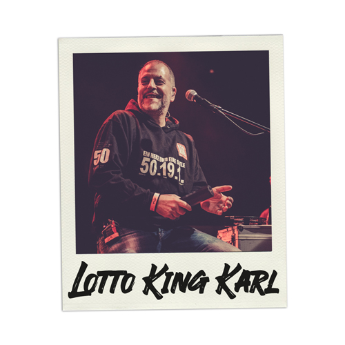 Konzertfoto Lotto King Karl live in Kiel - Fabian Lippke Konzertfotograf Kiel