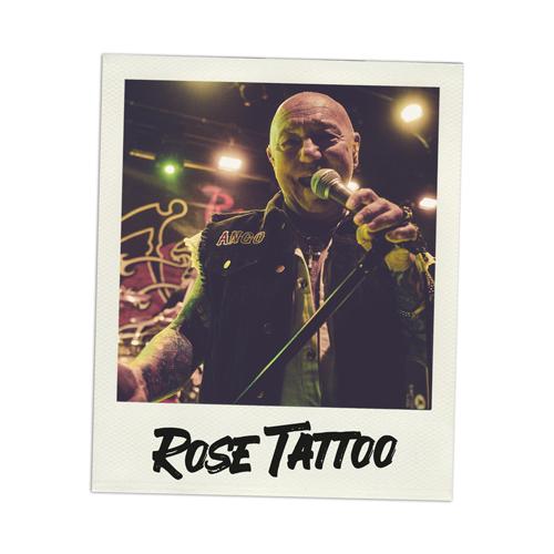 Konzertfoto Rose Tattoo live in Kiel - Fabian Lippke Konzertfotograf Kiel