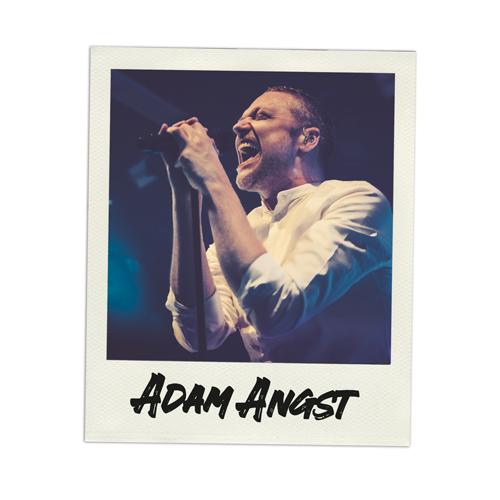 Konzertfoto Adam Angst live in Kiel - Fabian Lippke Konzertfotograf Kiel