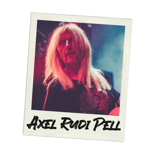 Konzertfoto Axel Rudi Pell live in Kiel - Fabian Lippke Konzertfotograf Kiel
